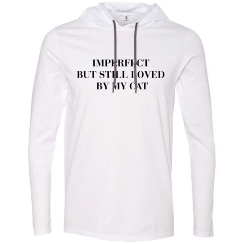 Imperfect Cat T-Shirt Hoodie
