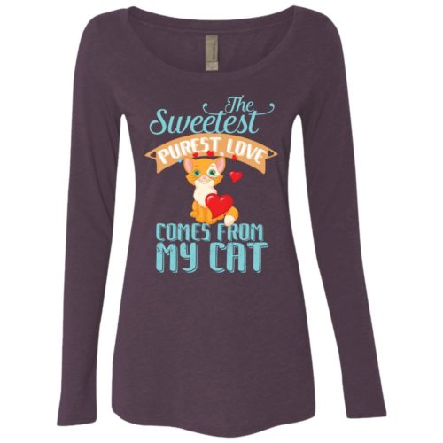 The Sweetest Fitted Scoop Neck Long Sleeve