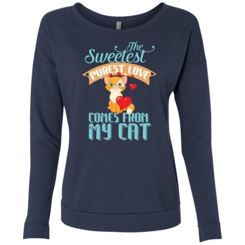 The Sweetest Scoop Neck Sweatshirt