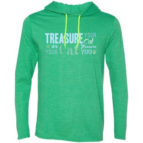 Treasure Your Cat T-Shirt Hoodie