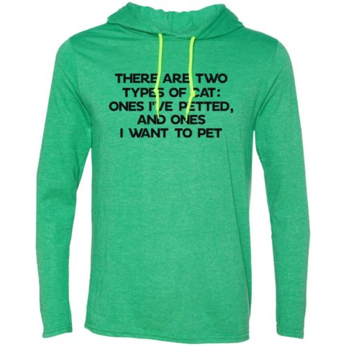 Two Types Of Cat T-Shirt Hoodie