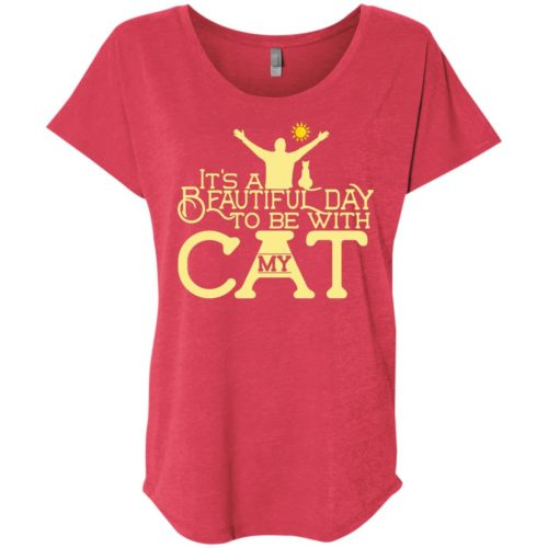 It's A Beautiful Day Slouchy Tee