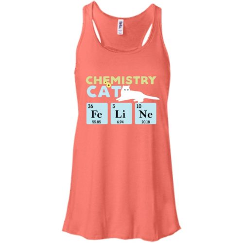 Chemistry Cat Bella Fashion Tank