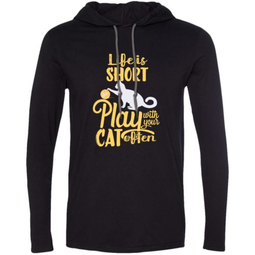 Life Is Short T-Shirt Hoodie