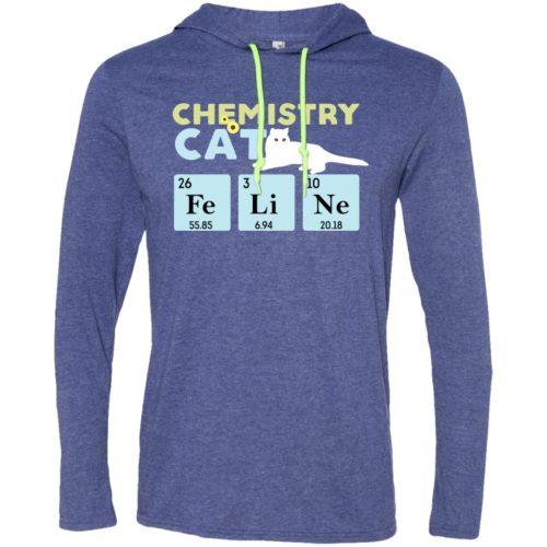 Chemistry Cat T-Shirt Hoodie