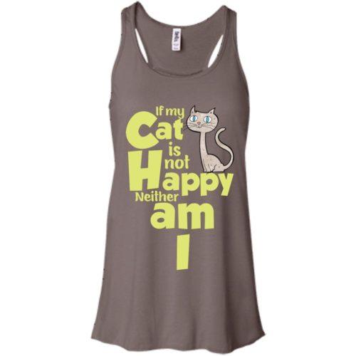 If My Cat Flowy Tank
