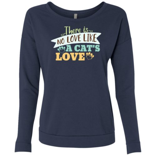There Is Scoop Neck Sweatshirt