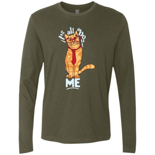 It's All About Premium Long Sleeve Tee