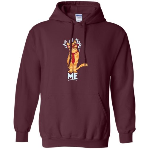 It's All About Pullover Hoodie