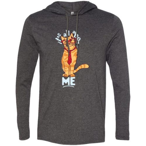 It's All About T-Shirt Hoodie