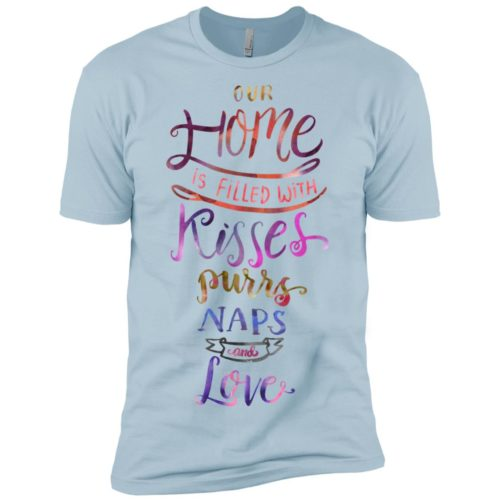 Our Home Is Premium Tee