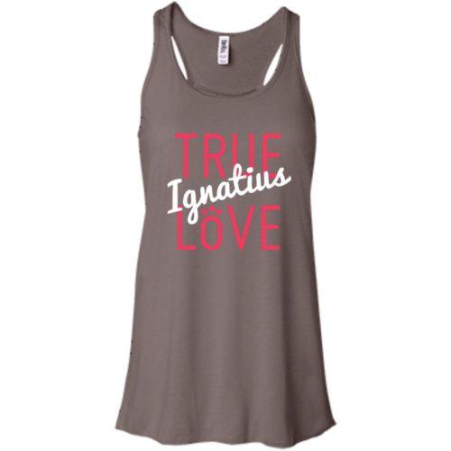 True Love Personalized Bella Fashion Tank