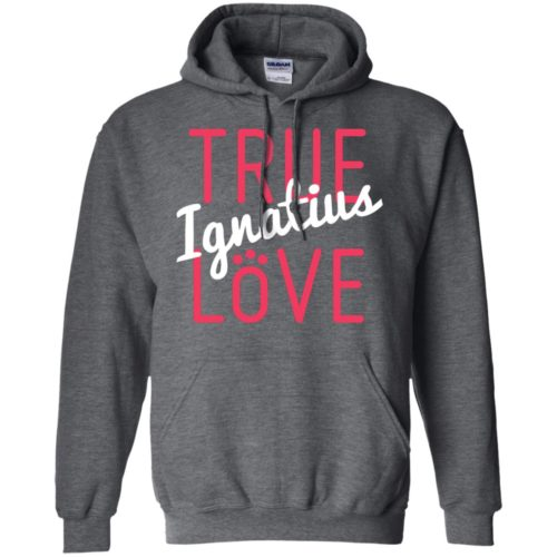 True Love Personalized Pullover Hoodie