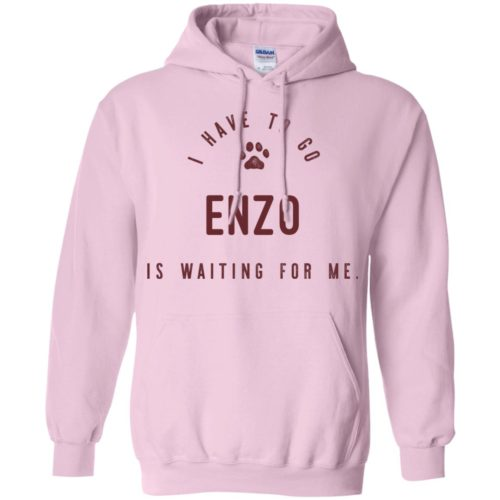 I Have To Go Personalized Pullover Hoodie