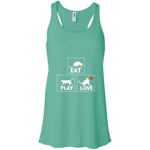 Eat Play Love Flowy Tank