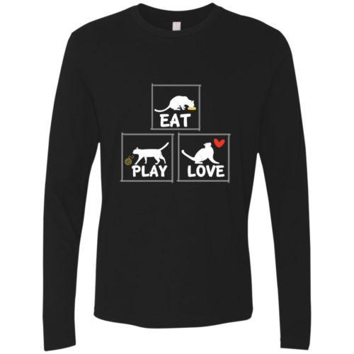 Eat Play Love Premium Long Sleeve Tee