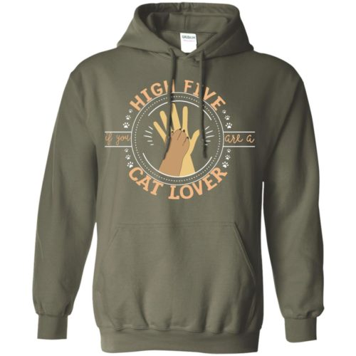 High Five Pullover Hoodie