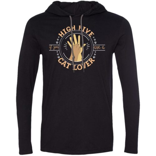 High Five T-Shirt Hoodie