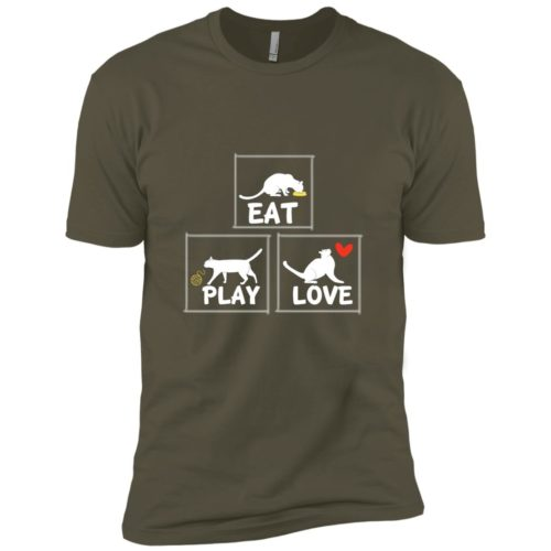 Eat Play Love Premium Tee