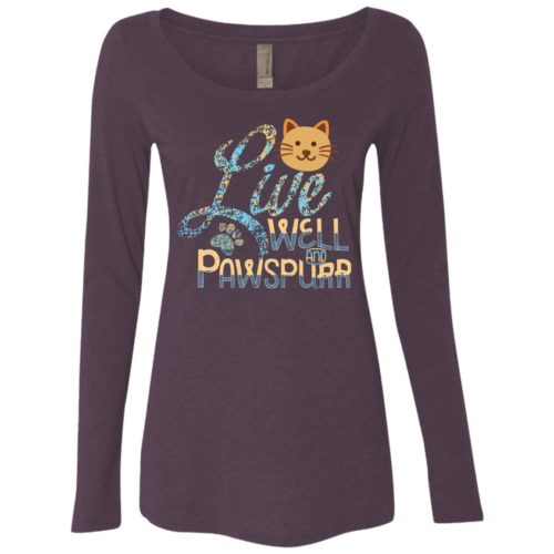 Live Well Fitted Scoop Neck Long Sleeve