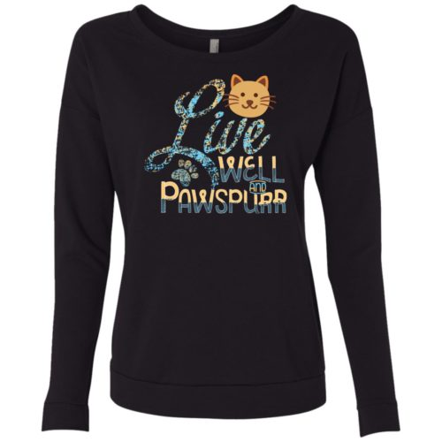 Live Well Scoop Neck Sweatshirt