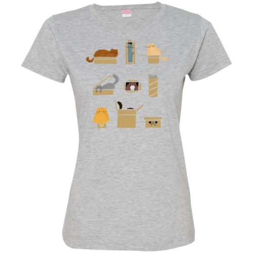 If I Fits I Sits Fitted Tee