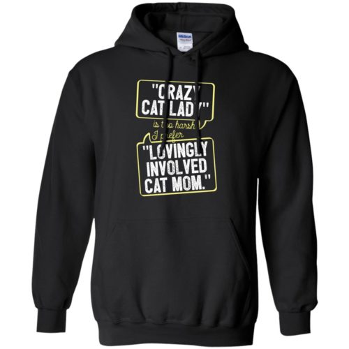 Lovingly Involved Pullover Hoodie