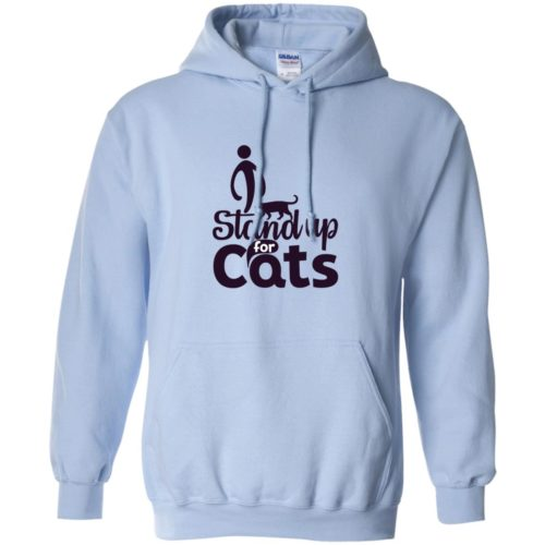 I Stand Pullover Hoodie