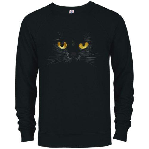 Black Cat Premium Crew Neck Sweatshirt