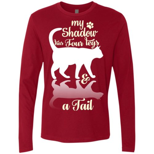 My Shadow Premium Long Sleeve Tee