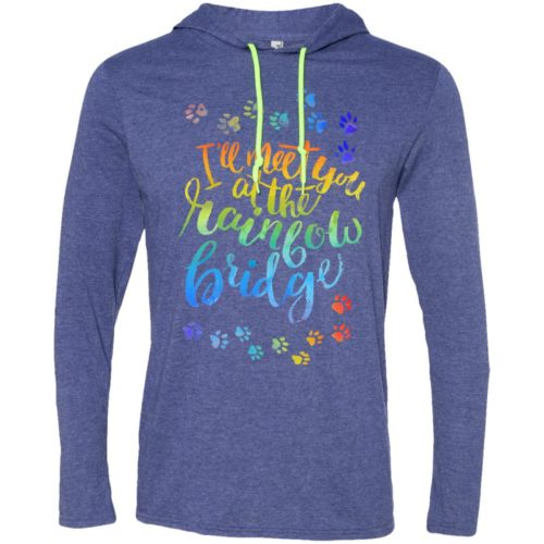 Rainbow Bridge Tee T-Shirt Hoodie