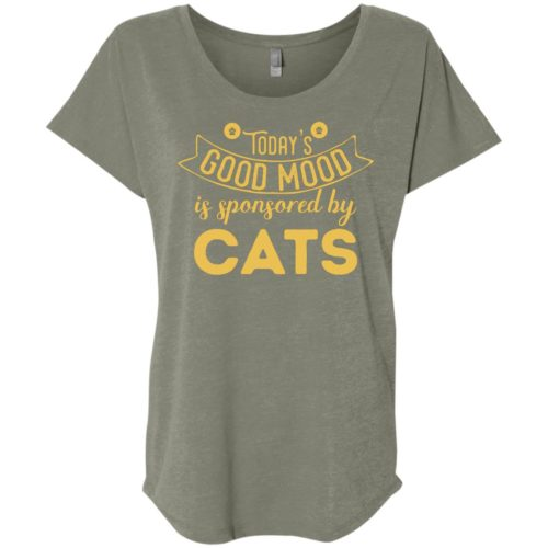 Today's Good Mood Slouchy Tee