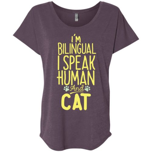 I'm Bilingual Slouchy Tee
