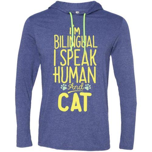 I'm Bilingual T-Shirt Hoodie