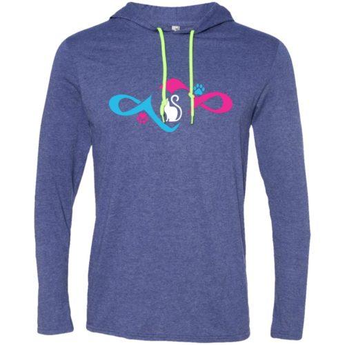 Infinity Love Paw T-Shirt Hoodie