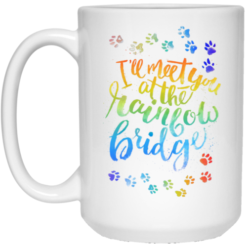 Rainbow Bridge 15 oz. Mug
