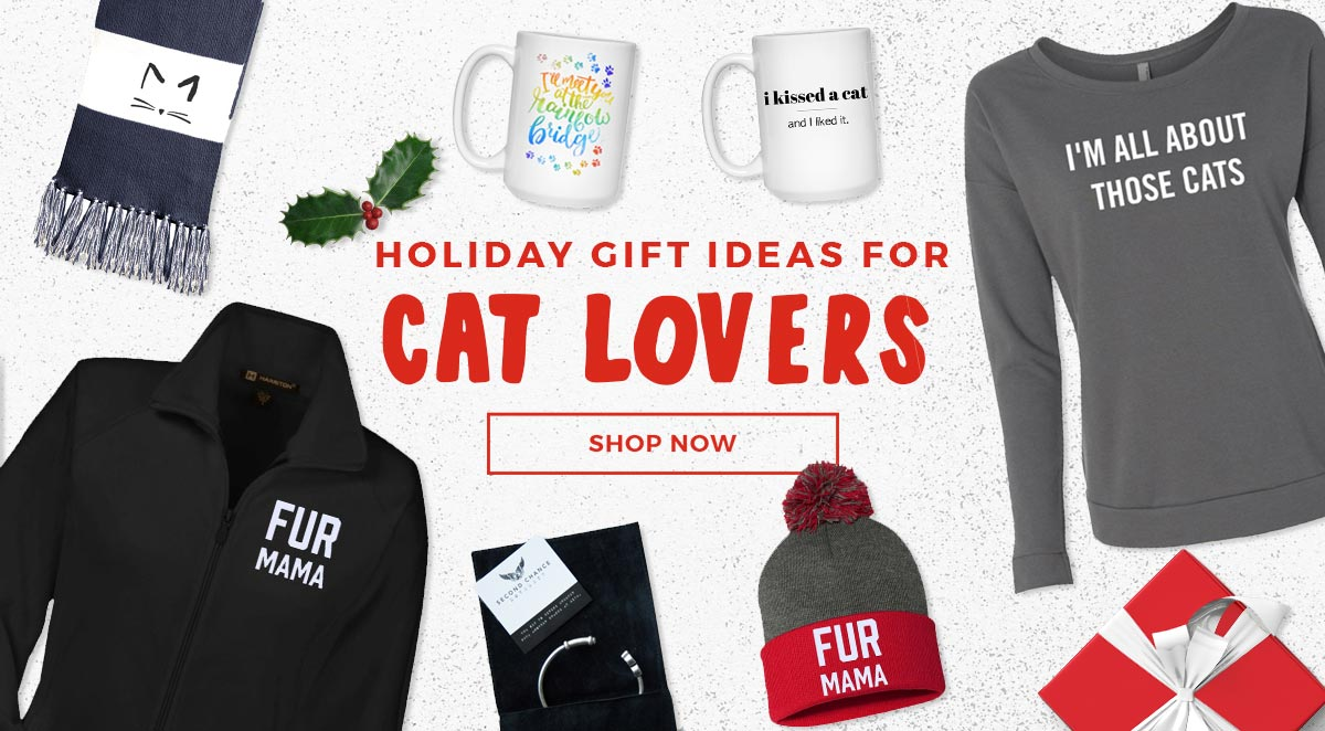 The Best Holiday Gift Ideas for Cats & Cat Lovers
