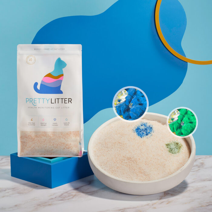PrettyLitter Can Help Save Your Cat's Life