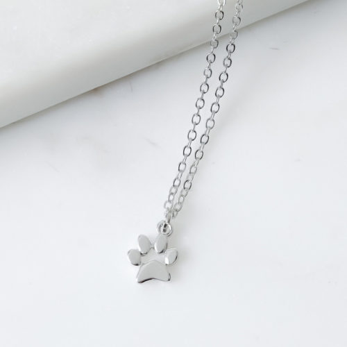 Special Offer! Petite Paw Charm Necklace
