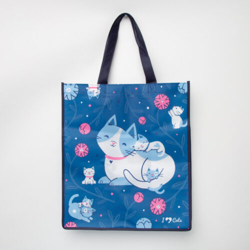 Sweet Sweet Kitties Grocery Bag 🐾 Get 4 for $15.00