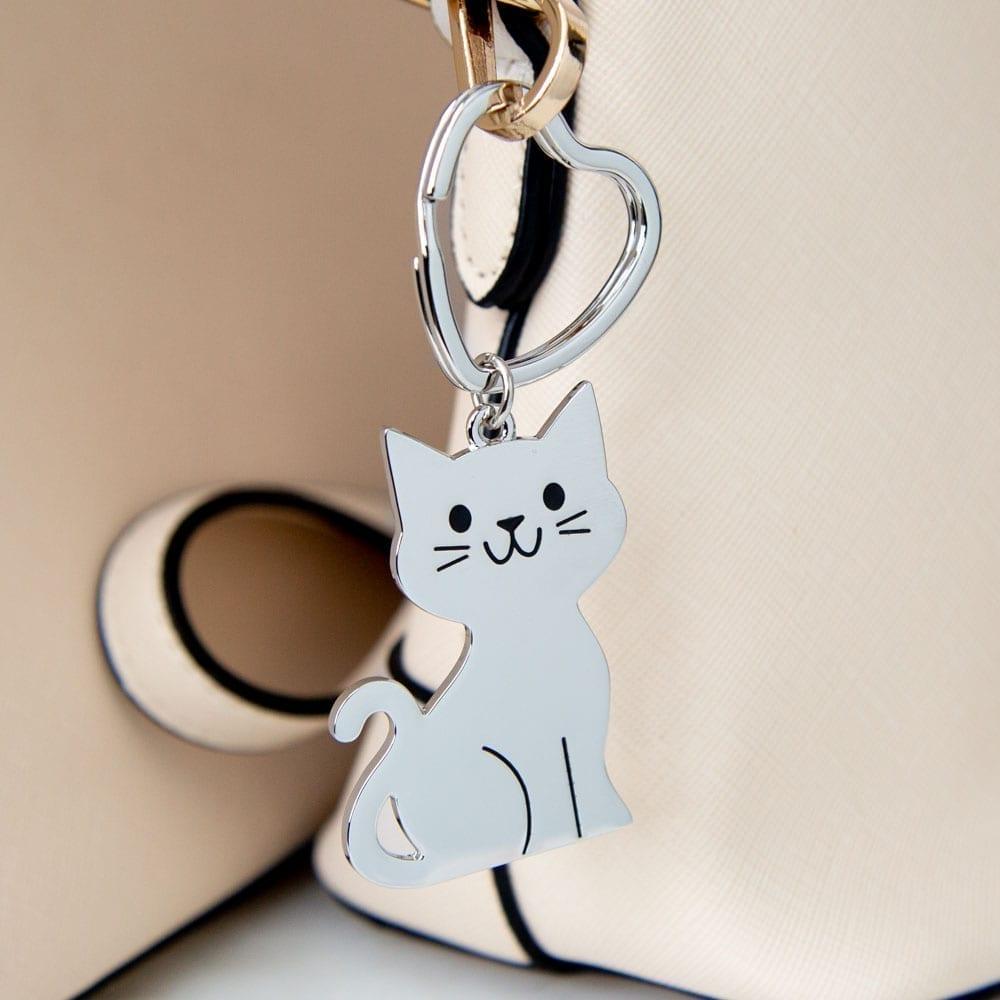Rescue Kitty Keychain & Purse Accessory