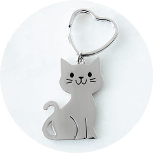 Keychains & Purse Charms Products