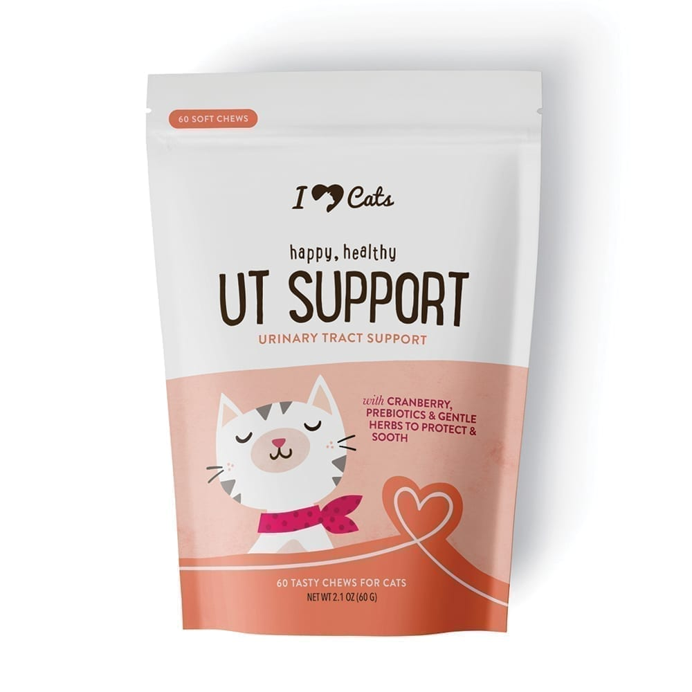 Happy, Healthy™️ UT Support Chews for Urinary Tract Support 🐾 Deal 33% Off!
