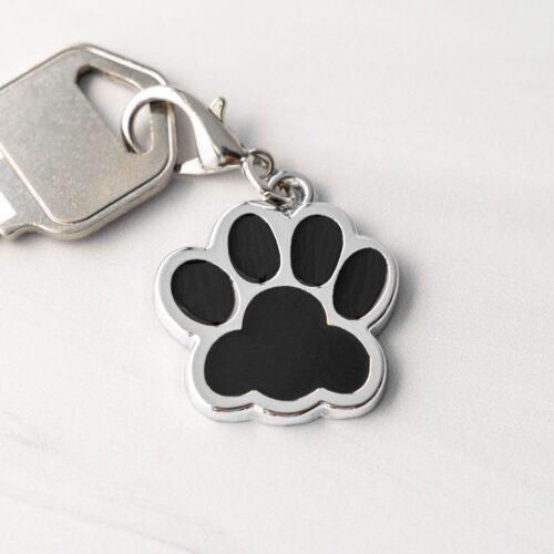 Charming Kitty Paw – Keychain