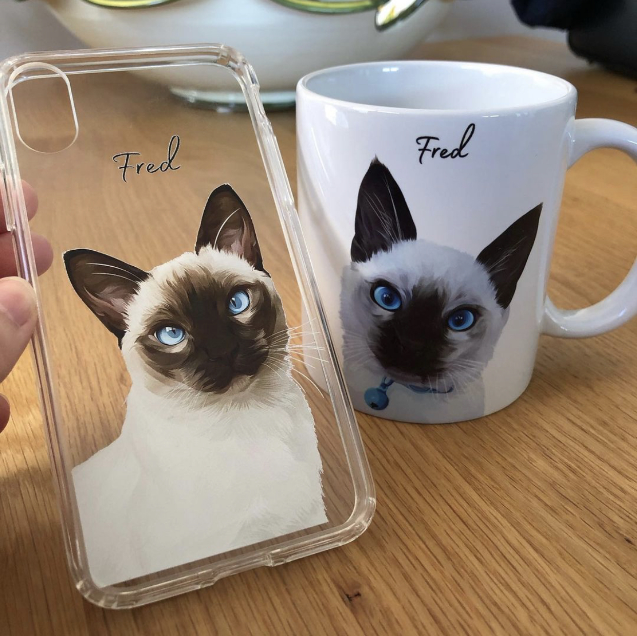 Get Your Favorite Cat Picture On A Phone Case & Always Have Your Kitty By Your Side