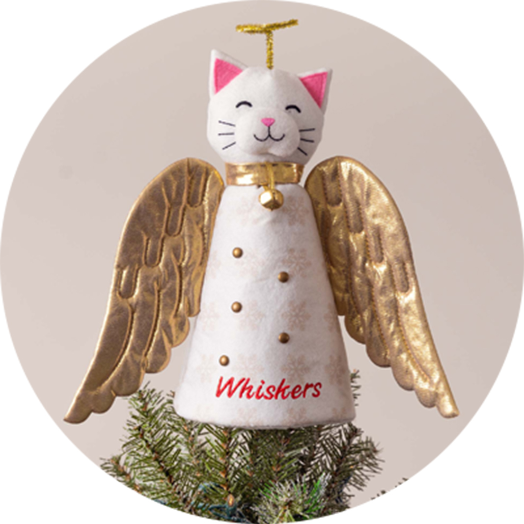 Angel Tree Toppers Products
