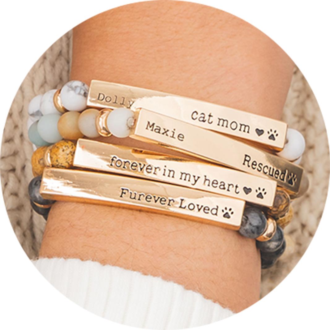 Stackable Bracelets Products